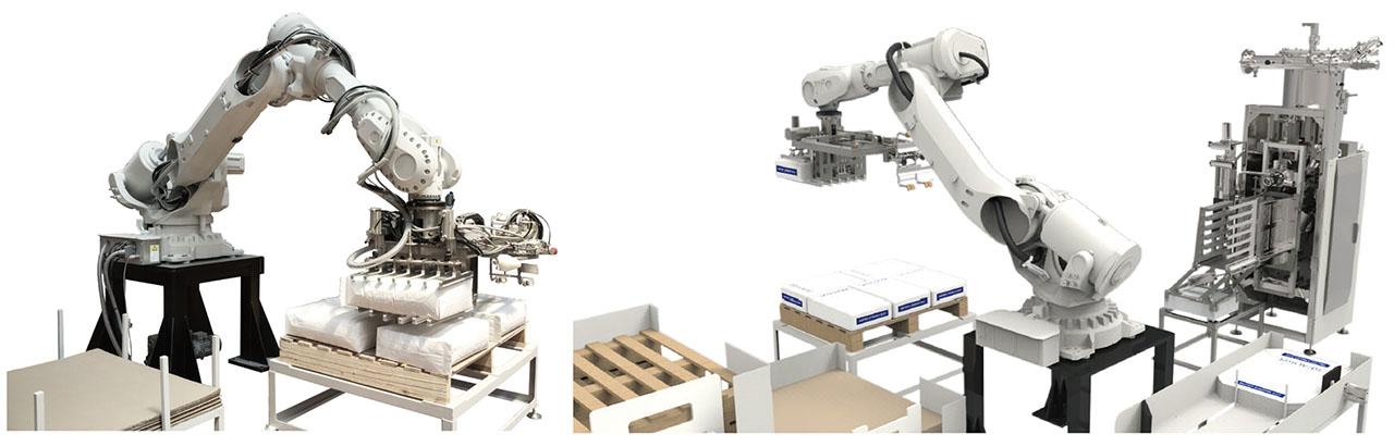 机器人包装&码垛系统